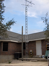 HDTV Antenna Towers installations