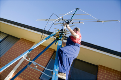 San Antonio, TX TV antenna contractors